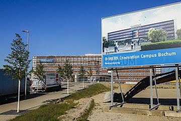 Mark 51 7  Innovation Campus  Bochum  Ruhrgebiet  Nordrhein-Westfalen  Deutschland