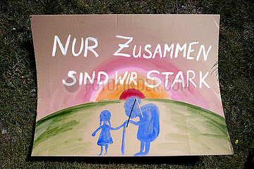 Art and Protest - FridaysForFuture