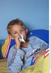 RHINITE ENFANT CHILD WITH RHINITIS