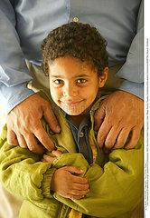 EGYPTE ENFANT EGYPT CHILD