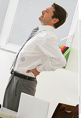 LOMBALGIE HOMME!!LOWER BACK PAIN IN A MAN