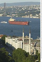 BATEAU PETROLIER!!OIL TANKER