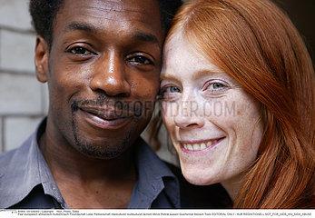 COUPLE MIXTE!!INTERRACIAL COUPLE