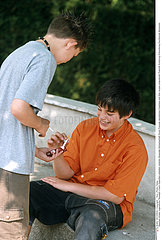 TABAC ADOLESCENT!!ADOLESCENT SMOKING