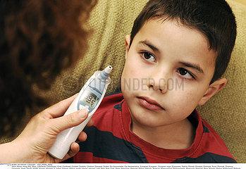 FIEVRE ENFANT!!FEVER IN A CHILD