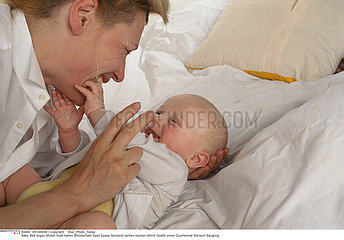 MERE & NOURRISSON!!MOTHER & INFANT