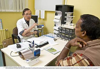 DIABETE CONSULTATION HOMME!!MAN CONSULTING FOR DIABETES