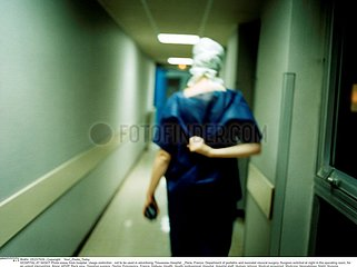 HOPITAL NUIT!HOSPITAL AT NIGHT