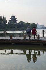 CHINA-HUBEI-XIANGYANG-ALLTAG (CN)