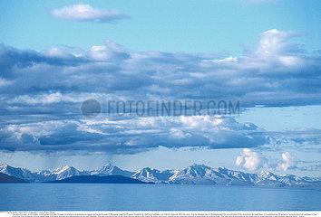 LAKE HOVSGOL  MONGOLIA