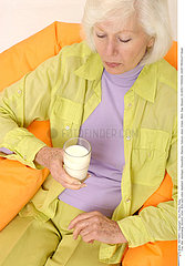 ELDERLY PERSON  DAIRY PRODUCT