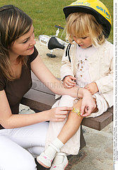 WOUND CARE  CHILD