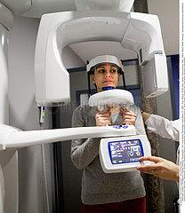 DENTAL CT SCAN