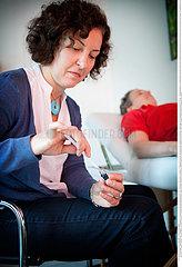 Reportage_161 Aromatherapie / OLFACTOTHERAPY
