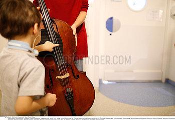 Musiktherapie / ASSOCIATION MUSIQUE ET SANTE