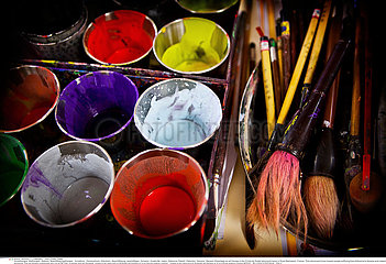 Reportage_152 Kunsttherapie Alzheimer / ART THERAPY