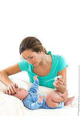 TEMPERATURE  BABY