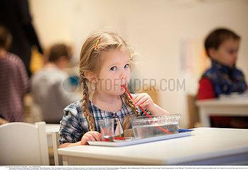 Reportage 268 Montessori Kindergarten