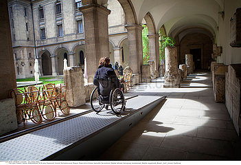 DISABLED ACCESSIBILITY