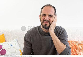 ear ache.