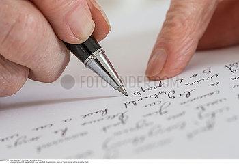 SENIOR WRITING