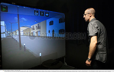 Reportage_225 Virtuelle Realität in Therapie / VIRTUAL REALITY