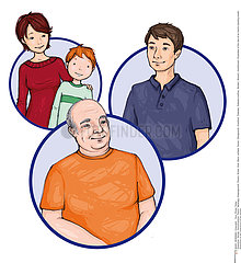 TREATMENT FOR DIABETES Illustration