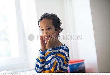 Reportage_258 Heilerziehung autistische Kinder !AUTISTIC CHILD Reportage