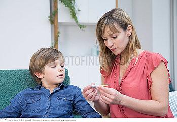 TEMPERATURE  CHILD