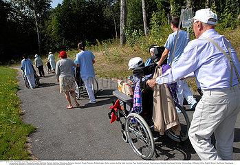 Reportage_200 Seniorenheim / HOME FOR THE AGED