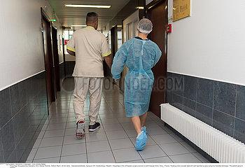 Reportage Kreuzbandriss Operation / LIGAMENT SURGERY