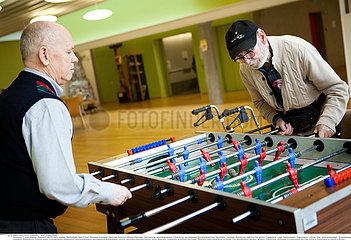 Reportage_195 Tagesklinik Parkinson / PARKINSON DAY CENTER