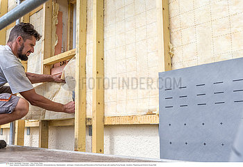Construction and Renovation of House   Windows   Fixing cladding Facade  Insulation  Plastering Exterior House Wall.