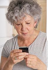 PHONE  ELDERLY PERSON