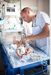 Reportage Neonatologie/NEONATOLOGY