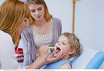 ENT  CHILD