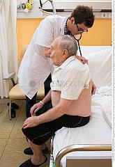 Reportage_180 Geriatrische Klinik / GERIATRIC HOSPITAL UNIT