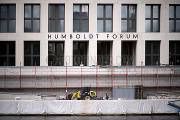 Humboldt-Forum  Schloss Berlin