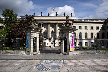 Humboldt Universitaet  Berlin