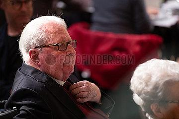 Hans-Jochen Vogel and Dieter Reiter in Munich