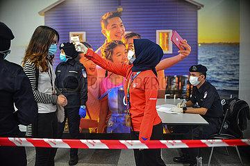 MALAYSIA-KUALA LUMPUR-COVID-19-ECONOMY