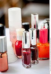 Nails varnish