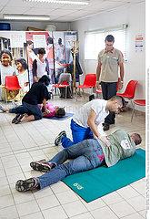 Serie Reportage 115 Klassische Massage
