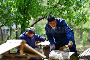 CHINA-GANSU-ZHOUQU-AGRICULTURAL PRODUCTS (CN)