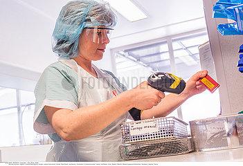 Hospital hygiene