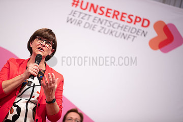 Candidates for the SPD Leadership