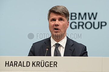 BMW Annual Accounts Press Conference 2019