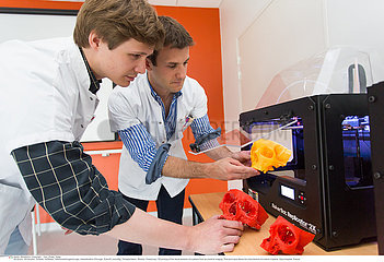 Reportage_97 3D-Drucker / 3D printer