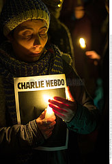 Reportage_254 Je suis Charlie /Je suis Charlie