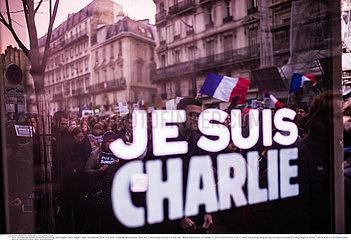 Reportage_254 Je suis Charlie /Reportage je suis Charlie